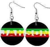 JahSon black Rasta
