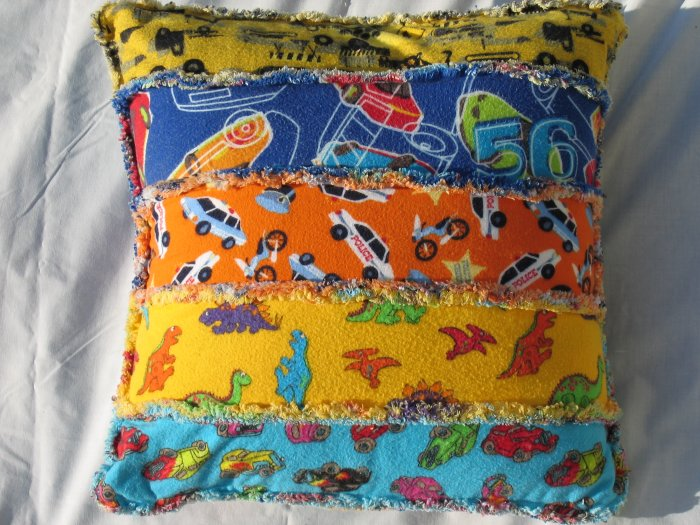 child's pillow sham