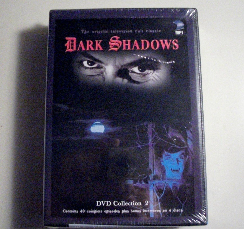 Dark Shadows DVD Collection 2