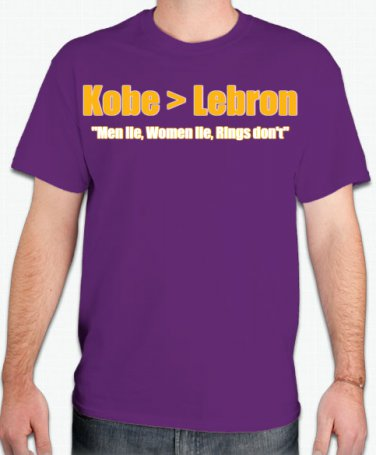 Kobe Greater Than Lebron
