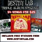 TRIPLE ALBUM SPECIAL!