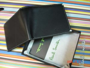 Paul Smith Lether Wallet