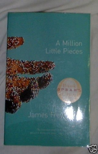 A Million Little Pieces James Frey OPRAh Book Club VG!