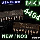 NEW \ NOS 4464-8 DRAM RAM MOSEL VITELIC NEW 4464 -8 64Kx4