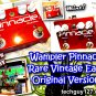 Wampler PINNACLE Overdrive Distortion - with Gain Boost Switch