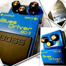 Boss BD-2 Blues Driver - with Diode MOD via techguy127com