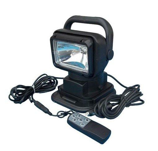 12V 35W Spot Work Lamp Xenon HID Search Light ATV SUV Jeep Truck Tank