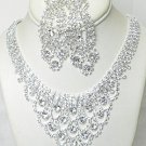 MAJESTIC PAGEANT JEWELRY SET NKR656