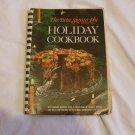 1971 Beta Sigma Phi Holiday Cookbook