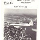 Vintage NASA Facts Earth Resources