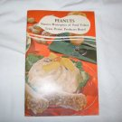 Vintage Peanuts Cookbook Texas Peanuts Producers
