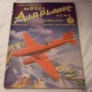 Feb 1935 Universal Model Airplane News Experimental