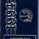 1994 Central Middle School Galveston Texas Yearbook