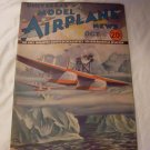 October 1933 Universal Model Airplane News Experimental