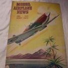 June 1943 Model Airplane News
