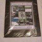 2004 Christmas Eve Snow Galveston Miss Jacquelyn New