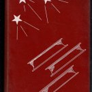 1959 Alvin Junior College Texas Yearbook Stars and Bars