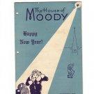 January 1935 House of Moody Galveston Texas