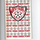 1979-1980 Westbury Soccer Club Houston Texas Directory