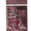 1943 Tobacco American Indians Ciba Symposia Castiglioni