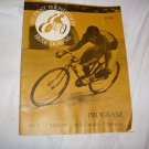 1971 Baylor University Bear Downs Cyclists Waco Texas