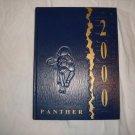 2000 Blanco High School Yearbook Texas