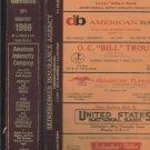 1966 Galveston City Directory Texas RL Polk