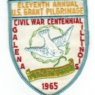 Vintage 1965 Civil War Centennial US Grant Galena