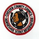 Vintage Chester County Council Horseshoe Scout Reservat
