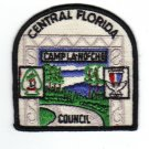 Vintage Camp La-No-Che Central Florida Council Patch