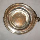 1966 Silver Plate Union Carbide 25 Years in Texas