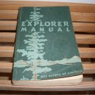 1950 Explorer Manual Boy Scouts of America