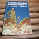 1964 Handbook for Scoutmasters Boy Scouts of America