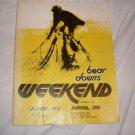 1973 Baylor University Bear Downs Cyclists Waco Texas