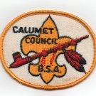 Vintage Calumet Council Patch BSA Boy Scouts of America