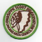 Vintage Owasippe Scout Reservation Chicago Patch BSA