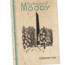 February 1935 House of Moody Galveston Texas