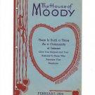 February 1934 House of Moody Galveston Texas