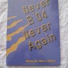 2004 Living Stones Christian Yearbook Alvin Texas