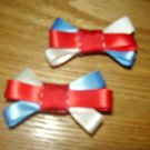 pair of bows