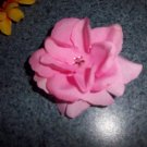 single stacked rose bow/clippie