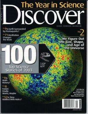 Discover Magzine - October 2006