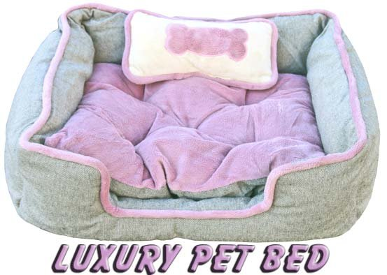Lexury Pet Bed