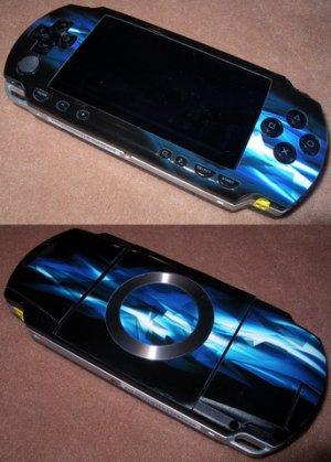 New Black & Blue PSP