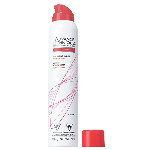 ADVANCE TECHNIQUES Volumizing Mousse
