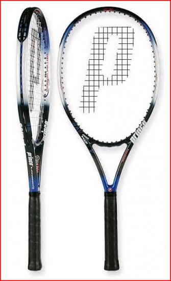 Prince ThunderCloud Titanium Racquets