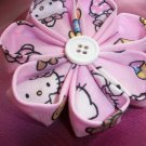 Pretty Hello Kitty Kanzashi