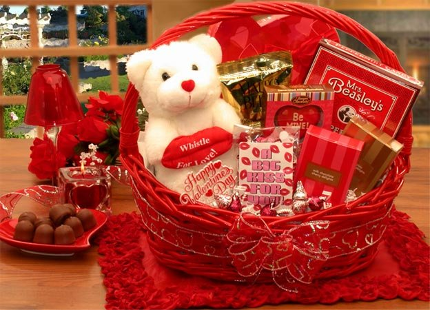 Smooches Gift Basket