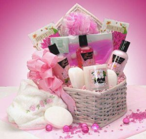 Pretty in Pink Aromatherapy