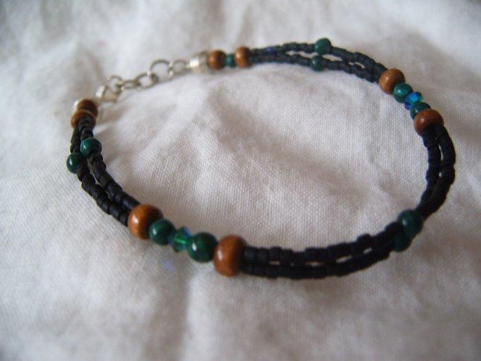 Indian Beaded Bracelett